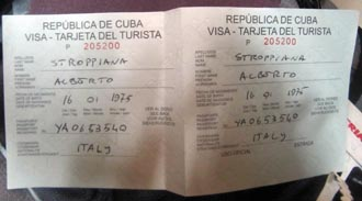 Visa America 1