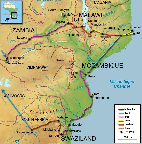 Zambia Travel Info