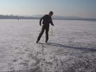 backcross ice skating