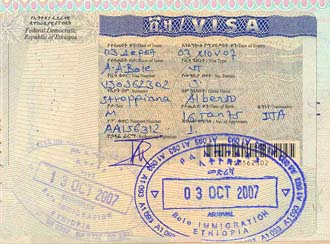 mali visa application south africa